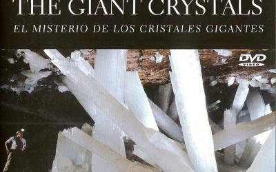 """Película """"El misterio de los cristales gigantes"""""""